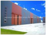 Almacenes grandes de la estructura de acero de la alta calidad