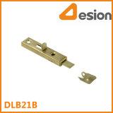 金カラー3inch鋼鉄ドア・ボルト