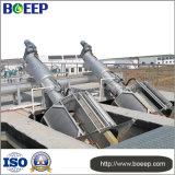 産業下水のプロジェクトのための連続した安定性の回転式ドラムスクリーン