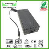 carregador de bateria do lítio de 10s 42V 4.5A para o carro elétrico