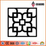 Schönes Bildschirm-Innendekoration-perforiertes Aluminiumpanel des Entwurfs-2016 vom China-Lieferanten