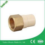 ポリプロピレンの付属品の製造者の真鍮の管付属品の真鍮の圧縮の付属品