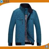 형식 우연한 재킷이 2016의 새로운 남자의 면 재킷 대 고리에 의하여 오래간다