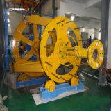 Équipement de production souterrain de câble de fil