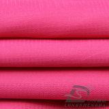 Agua y de la ropa de deportes tela tejida chaqueta al aire libre Viento-Resistente 100% del poliester del telar jacquar de la tela escocesa abajo (E095)