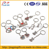 2016 новое Design Custom Metal Keychain для Promotional Gift