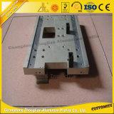 6061/6063台の陽極酸化アルミニウム脱熱器カスタマイズされる