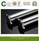 201/304 pipes soudées sans joint de pipe d'acier inoxydable