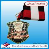 De Vrijmetselaars- Medaille van de douane met Lint