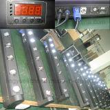 lumière principale mobile d'étape de faisceau de la couleur DEL de la modification 8X10W