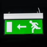 Retirar a lâmpada Emergency leve do diodo emissor de luz da iluminação Emergency
