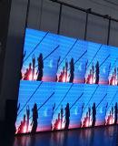 Schermo di visualizzazione su luminoso esterno del LED di colore completo della visualizzazione di LED dell'affitto P8 (Governo di AL)