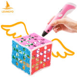 2016년 필라멘트 Recycled Colorful Youth Toys 3D Printing Pen