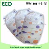 Ein Grad nach Nigeria mit Nafdac Qualitäts-Baby-Windel mit elastischem Bund