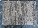 Сляб золотистого мрамора пляжа дешевый мраморный