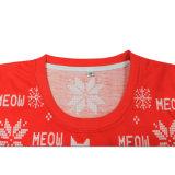 Ontwerp Uw Eigen OEM van het Overhemd van de Druk van de T-shirt Fabrikant