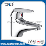 EinhebelBathroom Faucet mit Long Spout Brass Divertor