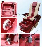 Pedicure relaja la silla infrarroja del masaje