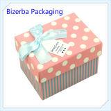 Коробка упаковки Jewllery подарка бумаги картона Китая роскошная