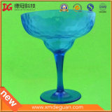 La vente chaude colorée a imité le plastique en cristal de tasse