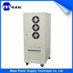 10kVA 순수한 사인 파동 변환장치 전력 공급 UPS
