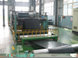 Banda transportadora de goma resistente del petróleo industrial
