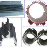 Disipador de calor de aluminio de la protuberancia del precio bajo de la fábrica