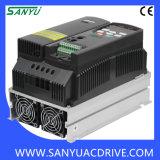 팬 기계 (SY8000-022G-4)를 위한 22kw Sanyu 주파수 변환기