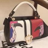 딱따구리 형식 여자 핸드백 새로운 디자인 숙녀 운반물 핸드백 Sy7761 인쇄