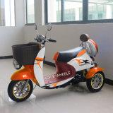 E-Vélo d'acide de plomb sans frottoir de 500W 48V pour des personnes plus âgées