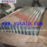 Используемый Corrugated лист крыши