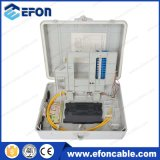 Fdb FTTH 24 Kern-Faser-Optikendpunkt-Kasten mit dem Flansch (FDB-024C)