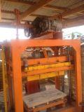 Máquina do bloco da cavidade/Paver da vibração do molde da tecnologia Qtj4-40b de Alemanha em África