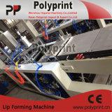 Couvercle de tasse formant la machine (PPBG-500)