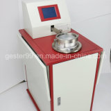 Prueba electrónica de la tela del aire de la permeabilidad del instrumento completamente automático de la prueba (GT-C27A)