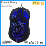 新しいDesign OEM USB Optical 6D Gaming Mouse