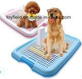 取るに足らない犬のTraningの洗面所の携帯用ペット