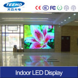 Rental Aluminum Cabinet를 가진 P7.62 RGB LED Display Billboard