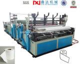 Papel higiénico automático lleno de la alta producción que hace precio de la máquina