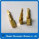 中国の製造は回された部品を機械で造る精密黄銅CNCをカスタマイズした