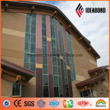 SGS 클래딩 색깔 코팅 포일 알루미늄