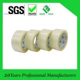 強い付着を用いる熱い溶解の透過粘着テープ
