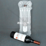 Saco plástico de bolhas personalizado do ar para o vinho vermelho
