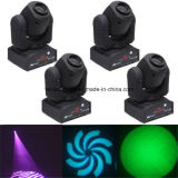 CREE Moving Head 10W Spot LED Lighting de 10W White