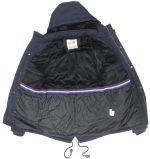 Manteau / veste lavable à l'hiver pour homme avec capuche
