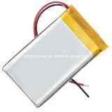 Batterie Heated de la batterie 3.7V Lipo de gants (3000mAh)