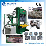 Stone hidráulico Processing Machine para Cutting Block