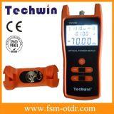 Techwinのブランドの光学デジタル力率のメートル
