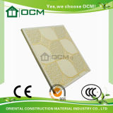 Panneau renforcé de verre de MgO de fibre pour le plafond