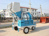 Mini Mobile Central de Betão (Mobile Batching Machine)